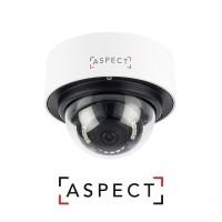 Aspect Lite 2MP AHD Fixed Lens Small Vandal Dome Camera