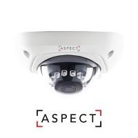 Aspect Professional 5MP AHD Fixed Lens Mini Dome Camera