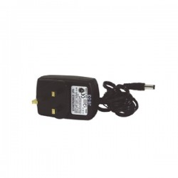 12V DC 400mA Charger Power Supply with Flying Lead