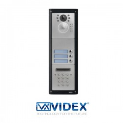 4000 Series Multi Apartment Video Kits with Coded Access