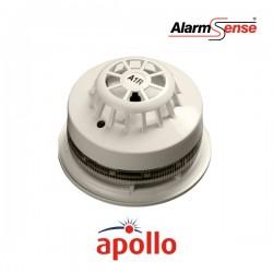 AlarmSense A1R Heat Detector with Sounder Visual Indicator Base