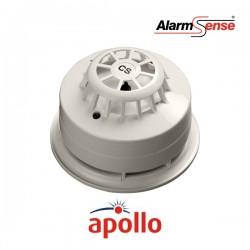 AlarmSense CS Heat Detector with Sounder Base