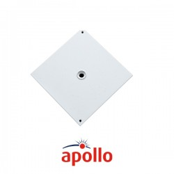 Intelligent Auto-Aligning Beam Mounting Plate (1 Prism) 8 - 50m