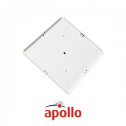Auto-Aligning Beam Detector Mounting Plate (4 Prisms) 100m