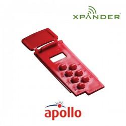 Blank XPander XPERT Card (Red)