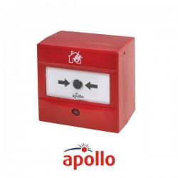 Conventional Marine Manual Call Point (Red)