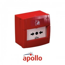 Conventional Intrinsically Safe Manual Call Point (Red)