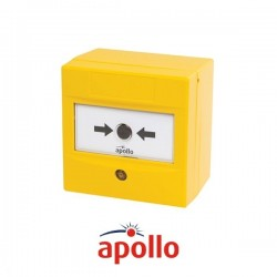 Conventional Manual Call Point without LED (Yellow)