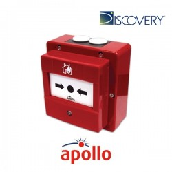 Apollo Discovery Marine Waterproof Manual Call Point (Red)
