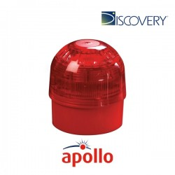 Discovery Open-Area Sounder Visual Indicator (Red)