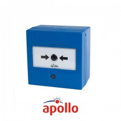 Intelligent Manual Call Point Blue