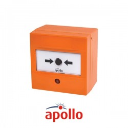 Intelligent Manual Call Point Orange