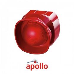 Mutli-Tone Open-Area Sounder Visual Indicator Red