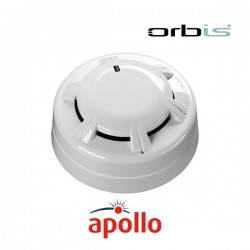 Orbis Optical Smoke Detector with Flashing LED