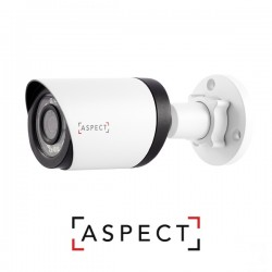 Aspect Ultra 8MP AHD Fixed Lens Bullet Camera
