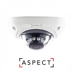Aspect Pro 5MP AHD Fixed Lens Mini Dome Camera