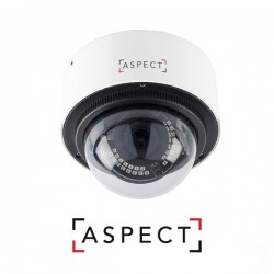 Aspect Professional 8MP IP Motorised Dome Camera