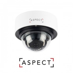 Aspect Ultra 5MP IP Low Light Fixed Lens Dome Camera