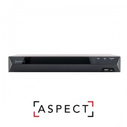 Aspect UHD 8MP 4 Channel NVR