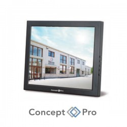 "Concept Pro HD 15"" LED Vehicle Monitor"