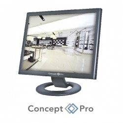 "Concept Pro 17"" LED Backlit Screen Monitor"