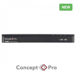 Concept Pro 16 Channel 5MP Hybrid DVR