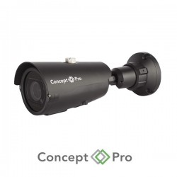 Concept Pro 2MP IP Enhanced Low Light Motorised Lens Large Bullet Camera