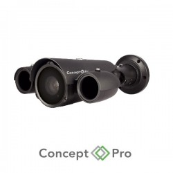 Concept Pro 3MP IP 12x Motorised Lens Large Bullet Camera