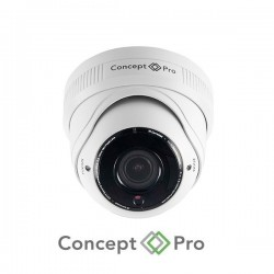 Concept Pro 4MP IP Motorised Lens Eyeball Camera