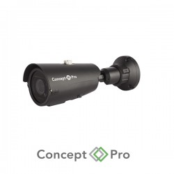 Concept Pro 8MP IP Motorised Lens Medium Bullet Camera