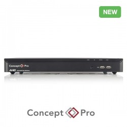 Concept Pro Lite 16 Channel 5MP Hybrid DVR