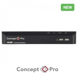 Concept Pro Lite 4 Channel 5MP Hybrid DVR
