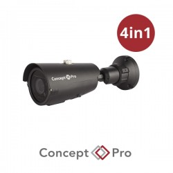 Concept Pro Lite 5MP AHD Motorised Lens Medium Bullet Camera