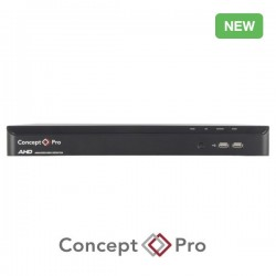 Concept Pro Lite 8 Channel 5MP Hybrid DVR