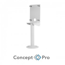 Concept Pro Swan Neck Bracket (White)