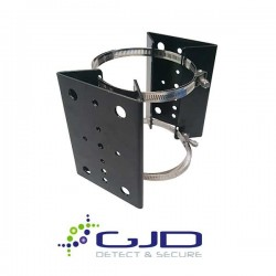 Double Pole Mount Bracket