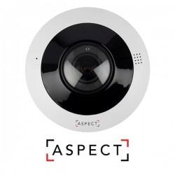 Aspect Pro 12MP IP Fish Eye Camera