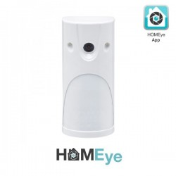 HOMEye MotionViewer PIR Detector with Camera