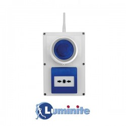NEXUS School Lockdown Alert Wireless Call Points with Enunciator & Beacon