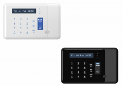 Wired Keypad with Prox