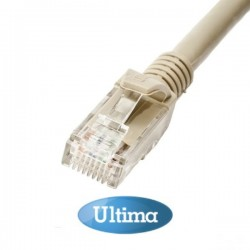 Ultima Cat6 LSZH U/UTP Patch Leads