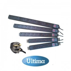 Ultima Power Sockets Unit 6 Way