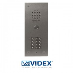 VR120 Series Audio Panels with Coded Access 1 Button