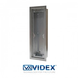 VR120 Series Flush Backboxes 120 x 500