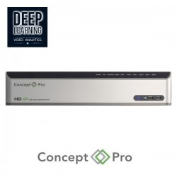 Concept Pro Elite 16 Channel 8MP NVR