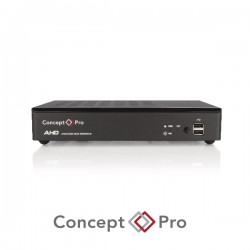 Concept Pro 4 Channel 2MP AHD/TVI DVR Mini