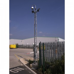 WEC Tilt Over Lattice Towers