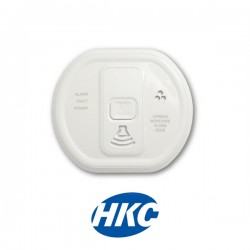 RF Wireless Carbon Monoxide Detector with SIren