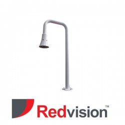 X-Series™ Ruggedized CCTV Camera Swan Mount Bracket