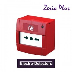 Zerio Plus Radio Call Point / Break Glass Unit